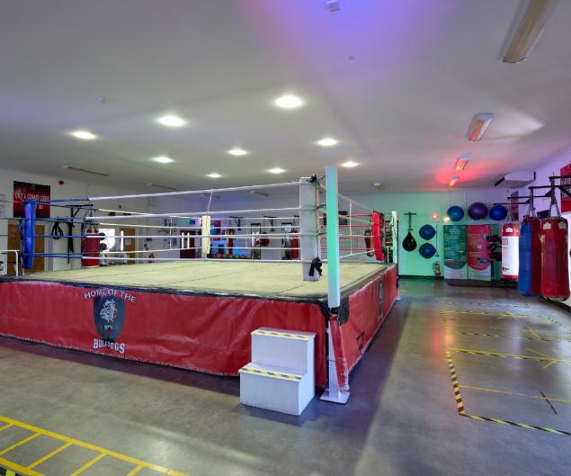 Boxing Gym 1