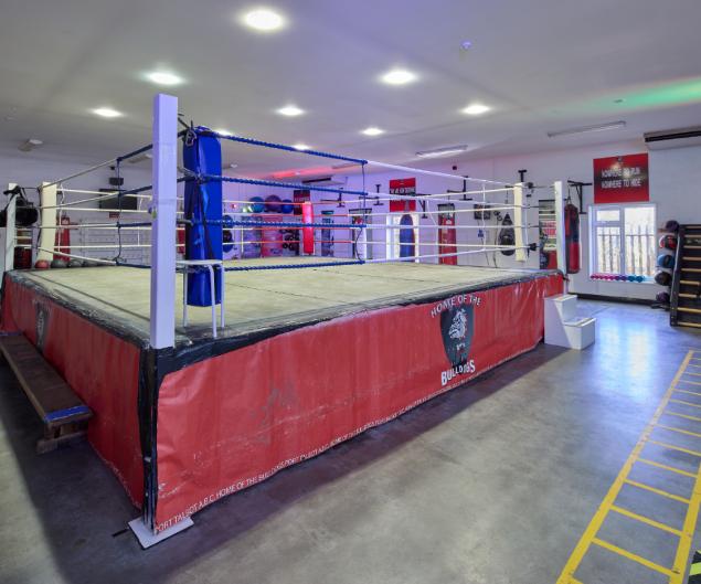 Boxing Gym 2
