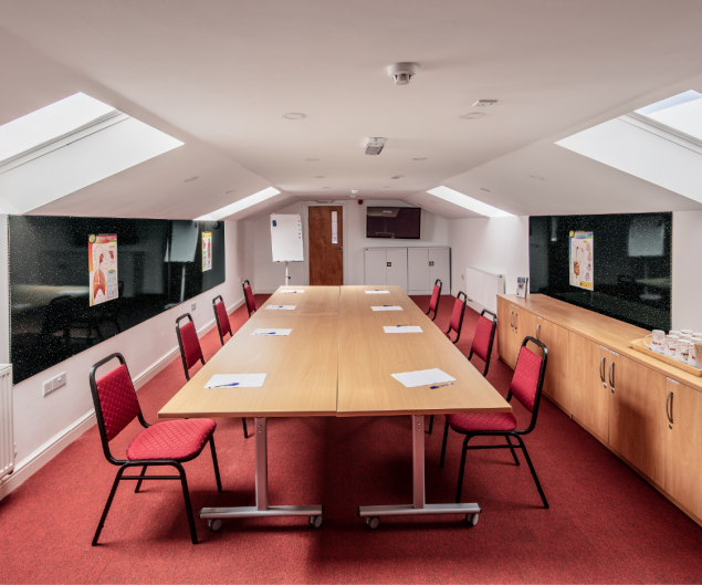 Large Room - Boardroom style